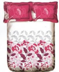 bichauna by portico cotton linen blend floral king sized double