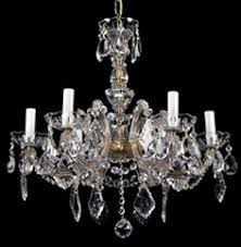 Marie Chandelier Czech Crystal Chandelier C1950 Chandeliers Antiquelighting Com