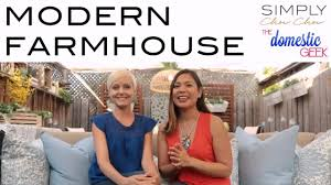 diy modern farmhouse decor youtube