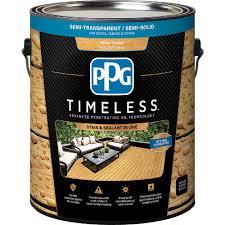 ppg timeless 1 gal tst 49 atlas cedar semi transparent