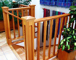 Indoor Banister Woodwright 2 Go Design Details