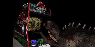 the lost world jurassic park mmd newcomer the lost world arcade cabinet dl by valforwing on