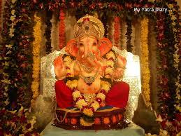 image result for ganpati pandal wood mandir designs pinterest