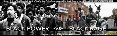 Black Power Memes - baltimore 2015 we see black rage but we need black power unión