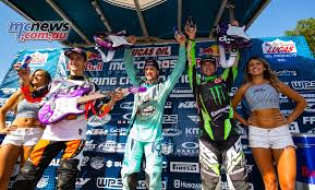 lucas pro oil motocross ken roczen goes 1 1 at spring creek mcnews com au