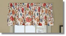 80 inch wide insulated rod pocket valance