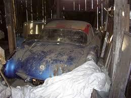 corvette junkyard california 1956 corvette barn car barn finds field cars and garaged