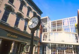 Pennsylvania travel clock images Easton visitpa jpg