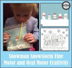snowman snowstorm therapy source