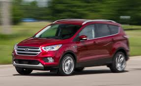 ford escape 2017 ford escape 2 0l ecoboost awd test u2013 review u2013 car and driver