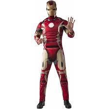 avengers ironman fiber fill chest men u0027s halloween costume