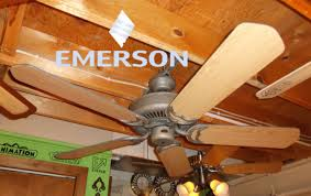 emerson designer ceiling fan youtube