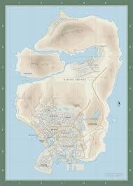 Gta 5 Map Gta 5 Map Los Santos The Map Of Grand Theft Auto V