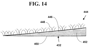 patent us8216095 artificial pitching surface google patents
