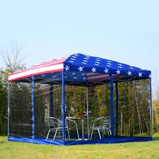 Pergola Gazebo With Adjustable Canopy by 10x10 Gazebo Awnings Canopies U0026 Tents Ebay