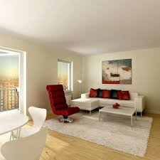 living room ideas to decorate apartment living room with white