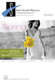 smart shopper magazine anne arundel issue 115 by smart shopper