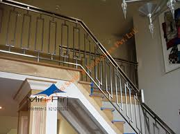 Steel Banister Rails Stainless Steel Railing And Gates Free Standing Railings Internal