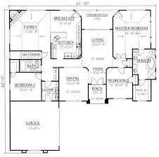 house plan with two master suites extraordinary inspiration modern house plans with two master