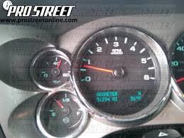How To Reset Maintenance Light How To Reset Your Chevy Silverado Maintenance Light My Pro Street