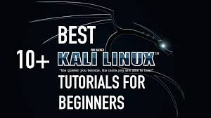 10 best kali linux security tutorials for beginners