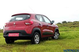 renault kwid black colour renault kwid launched introductory prices start from inr 2 56 968