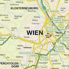 Map Austria Map Vienna Wien Austria Maps And Directions At Map