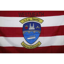 westmeath gaa flags team car flag ireland