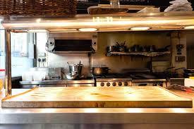 cuisine compacte design decoration interior restaurant design ideas
