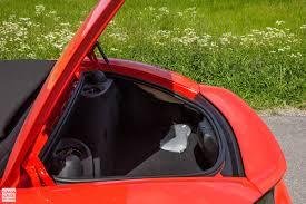 Porsche Boxster Trunk - first drive porsche 718 boxster s