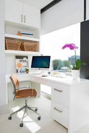 Wood Home Office Furniture Office Desk Corner Computer Desk Contemporary Home Office