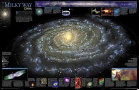 Elite Dangerous Galaxy Map Looking For A Detailed Galactic Map Astronomy U0026 Space Science