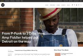 Put On The Map Vinyl Factory From P Funk To J Dilla How Amp Fiddler Helped Put