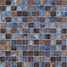 Backsplash Tile Cheap by Glossy Glass Tile Backsplash Ideas Bathroom Mosaic Sheets Brown