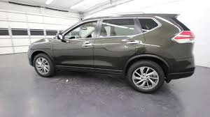 silver nissan rogue 2014 2014 nissan rogue sl midnight jade ec809808 seattle burien