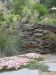 25 unique stacked stone walls ideas on pinterest dry stack