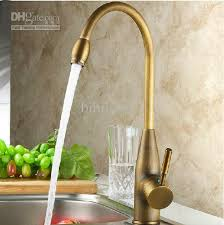 Antique Brass Kitchen Faucet Antique Brass Kitchen Faucet Kitchen Design