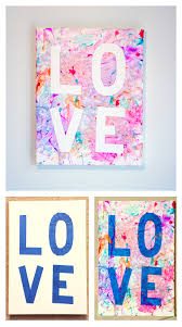 best 25 kids canvas art ideas on pinterest tissue paper art