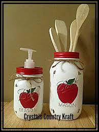 apple canisters for the kitchen check out this item in my etsy shop https www etsy listing