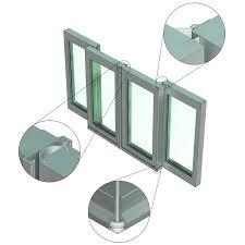 dorma glass doors sealing doors u0026 french style strong sealing sliding door