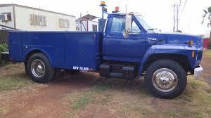 Ford Diesel Utility Truck - 1994 ford f700 service truck utility bed cummins diesel 6bt 5 9
