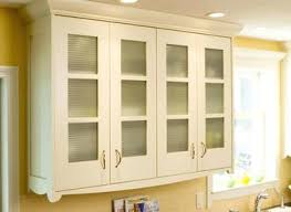 Glass Door Kitchen Wall Cabinets Glass Wall Kitchen Cabinets Grousedays Org