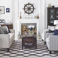 coastal livingroom 22 themed home decor in the living room design lover style