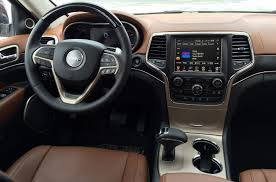 jeep grand cherokee red interior jeep grand cherokee the most awarded suv