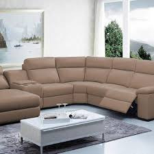 Reclining Sofa Microfiber by Home Sofa Identifying Sectional With Recliner Amazing Sofas