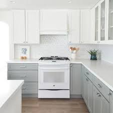 white kitchen cabinets with hexagon backsplash white hexagon tile backsplash design ideas