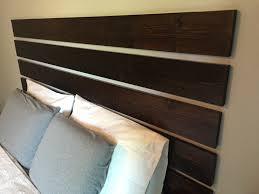 diy panel headboard floating headboard diy no nail holes pinned by sophia