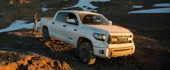 how much can a toyota tow much can the 2016 toyota tundra trd pro tow