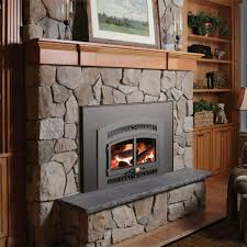 Wood Fireplace Insert by Fireplace Cozy Wood Tile Flooring With Exciting Fireplace