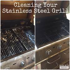 Clean Stainless Steel Cooktop Cleaning Your Stainless Steel Grill Stainless Steel Grill